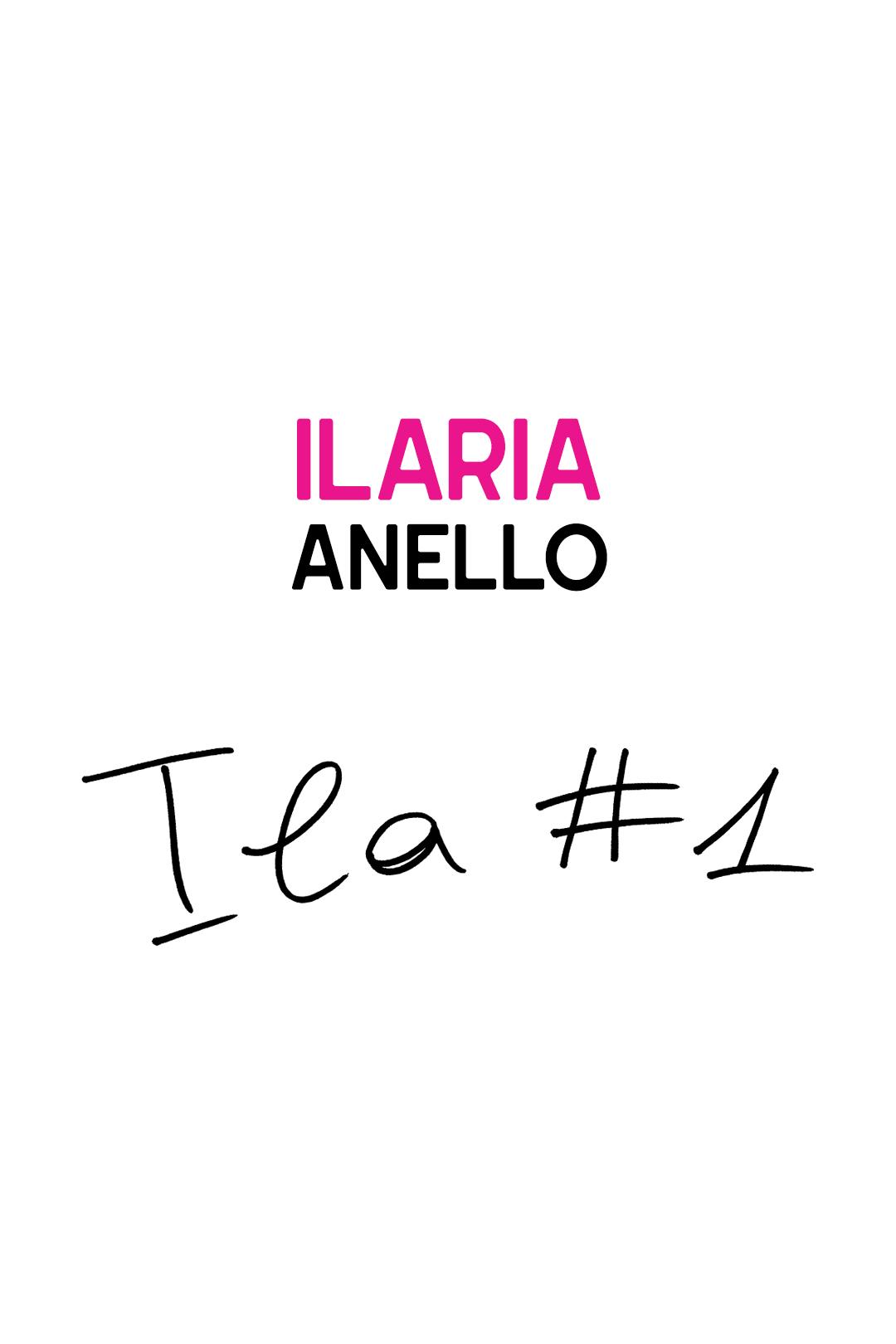 1 – Ilaria Anello