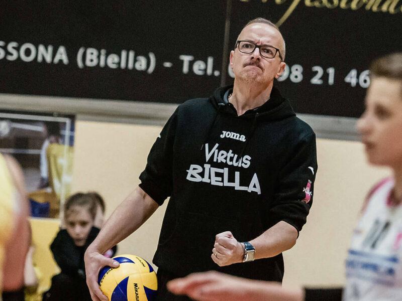 Coach Maurizio Venco