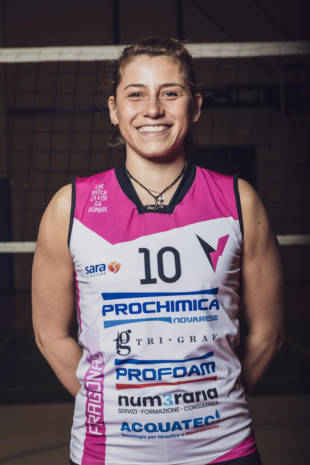 10 – Elisa Fragonas