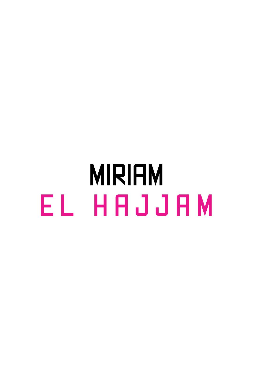 7 – Miriam El Hajjam